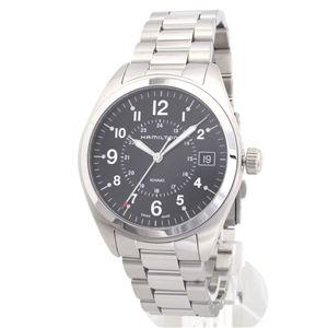 HAMILTON(ハミルトン) H68551933 カーキ フィールド メンズ 腕時計 - 拡大画像