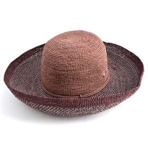 HELEN KAMINSKI(ヘレンカミンスキー) Provence 12 Block/Mystic ≪2016SS≫プロバンス10 夏の定番♪丸めて収納可能なラフィア製ローラブルハット レディス帽子 h01
