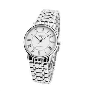 LONGINES(ロンジン)L4.821.4.11.6 プレサンス メンズ 腕時計