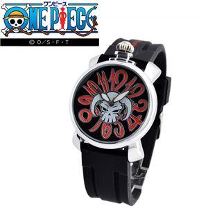ONE PIECE(ワンピース)OP008A リューズトップ ウオッチ 「ポートガス・D・エース」 メンズ 腕時計