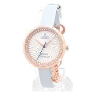 Vivienne Westwood(ヴィヴィアンウエストウッド)VV139RSBL レディース 腕時計