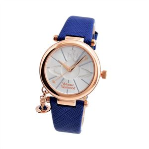 Vivienne Westwood(ヴィヴィアンウエストウッド)VV006RSBL レディース 腕時計