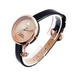 Vivienne Westwood(ヴィヴィアンウエストウッド)VV139RSBK レディース 腕時計 h02