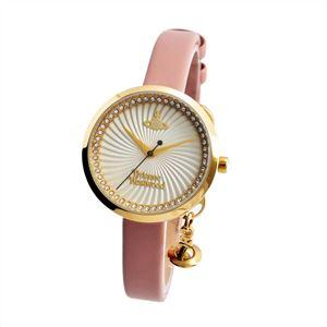 Vivienne Westwood(ヴィヴィアンウエストウッド)VV139WHPK レディース 腕時計 h01