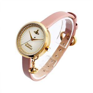 Vivienne Westwood(ヴィヴィアンウエストウッド)VV139WHPK レディース 腕時計 h02