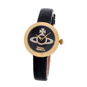 Vivienne Westwood(ヴィヴィアンウエストウッド)VV150GDBK レディース 腕時計