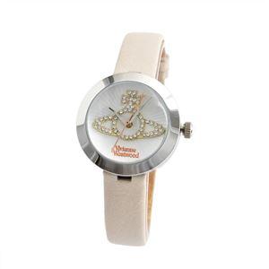 Vivienne Westwood(ヴィヴィアンウエストウッド)VV150WHCM レディース 腕時計