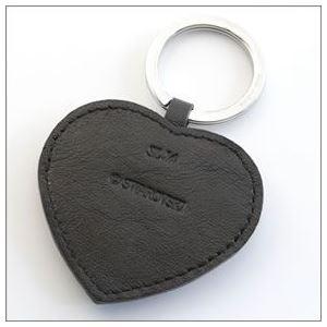 Swarovski(スワロフスキー) Betty Deluxe Black Heart Key Ring ハート型 クリスタル キーリング キーホルダー 5080943 h02