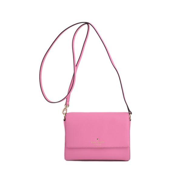 KATE SPADE(ケイトスペード) PWRU3664 679 Rouge Pink 2WAY ミニショルダーバッグ クロスボディ Cedar Street Magnoliaf00