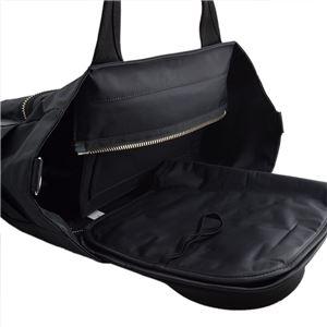 MARC JACOBS(マークジェイコブス) M0008297 1 Black ナイロン マザーズバッグ 2WAY ショルダー オムツ換えシート付 Nylon Biker Babybag h03