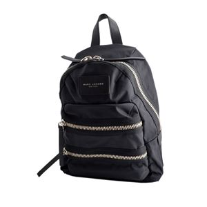 MARC JACOBS(マークジェイコブス) M0008298 1 Black ナイロン ミニ バックパック リュックサック Nylon Biker Mini Backpack h01