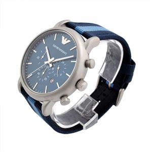 Emporio Armani(エンポリオ・アルマーニ) AR1949 クロノグラフ メンズ腕時計 h02