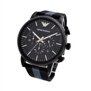 Emporio Armani(エンポリオ・アルマーニ) AR1948 クロノグラフ メンズ腕時計 - 拡大画像