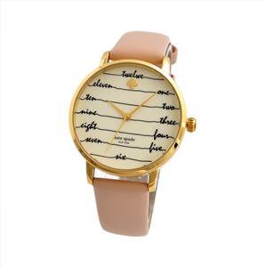 KATE SPADE(ケイトスペード) KSW1059 Metro レディース 腕時計