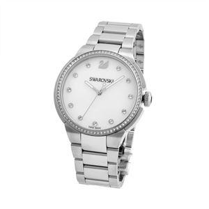 Swarovski(スワロフスキー) 5181635 City White ブレスレット ウオッチ レディース 腕時計