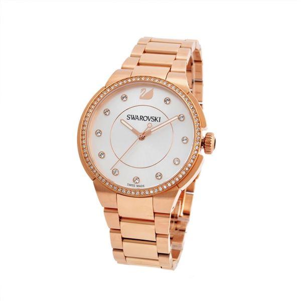 Swarovski(スワロフスキー) 5181642 City Rose Gold ブレスレット ウオッチ レディース 腕時計f00