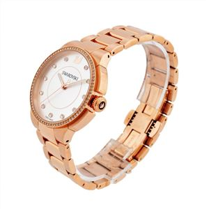 Swarovski(スワロフスキー) 5181642 City Rose Gold ブレスレット ウオッチ レディース 腕時計 h02