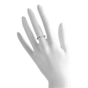 SWAROVSKI(スワロフスキー) 5032914 Attract Square クリスタル/クリスタルパヴェ リング 指輪 サイズ50(日本サイズ9号) h03