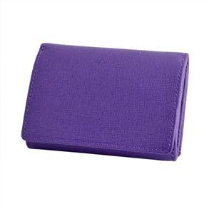 FURLA(フルラ) 816950 PN75 B30 VIOLA バビロン パスケース付 三つ折り ミニ財布 BABYLON S TRIFOLD h02
