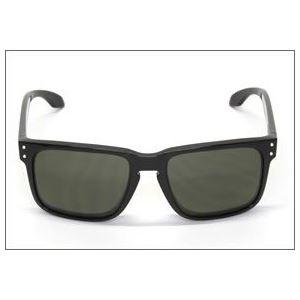 OAKLEY(オークリー) サングラス OO9244-03 HOLBROOK ポリッシュドブラック Dark Grey h02