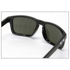 OAKLEY(オークリー) サングラス OO9244-03 HOLBROOK ポリッシュドブラック Dark Grey h03