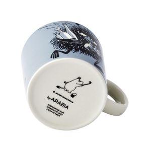 Arabia(アラビア) AR005872 Moomin Mug 300ml Stinky 「スティンキー」ムーミン マグカップ ≪北欧食器≫