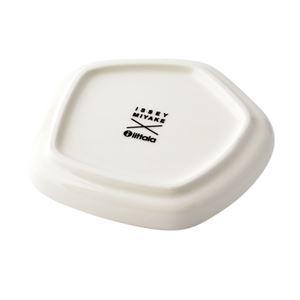 iittala(イッタラ) II365490 Issey Miyake Plate blanc 11×11cm イッタラ×イッセイミヤケ プレート 小皿 ≪北欧食器≫