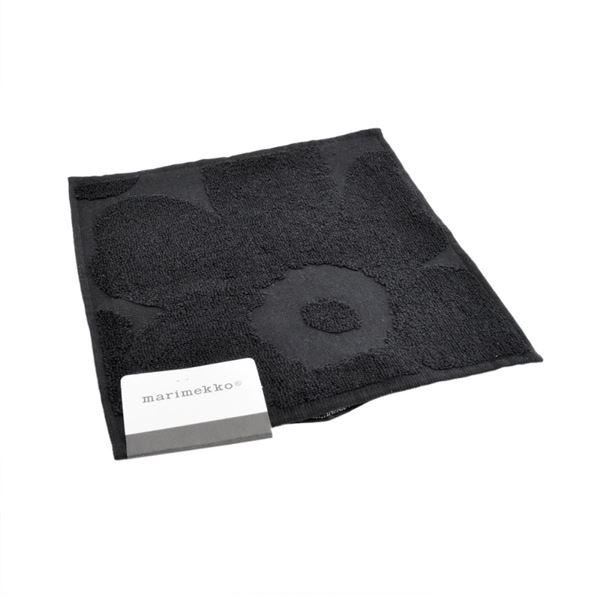 marimekko(マリメッコ) 068030 009 UNIKKO SOLID MINI TOWEL 25×25cm ミニタオル ハンドタオルf00