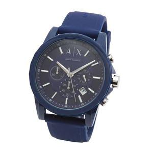 ARMANI EXCHANGE(アルマーニ エクスチェンジ) AX1327 クロノグラフ メンズ腕時計 h01