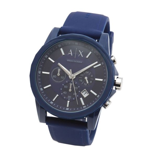ARMANI EXCHANGE(アルマーニ エクスチェンジ) AX1327 クロノグラフ メンズ腕時計f00