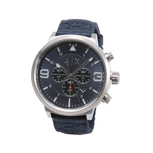 ARMANI EXCHANGE(アルマーニ エクスチェンジ) AX1373 クロノグラフ メンズ腕時計 h01