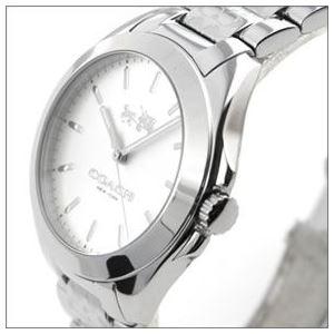 COACH(コーチ) 14502177 上品でシンプルなフォルム。大人カジュアルなボーイズサイズの腕時計 h02