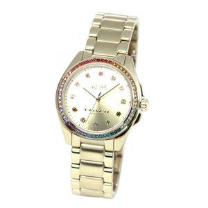COACH(コーチ) 14502507 レディース 腕時計 トリステン・ラインストーンベゼル h01