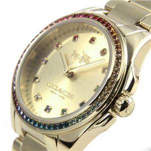 COACH(コーチ) 14502507 レディース 腕時計 トリステン・ラインストーンベゼル h02