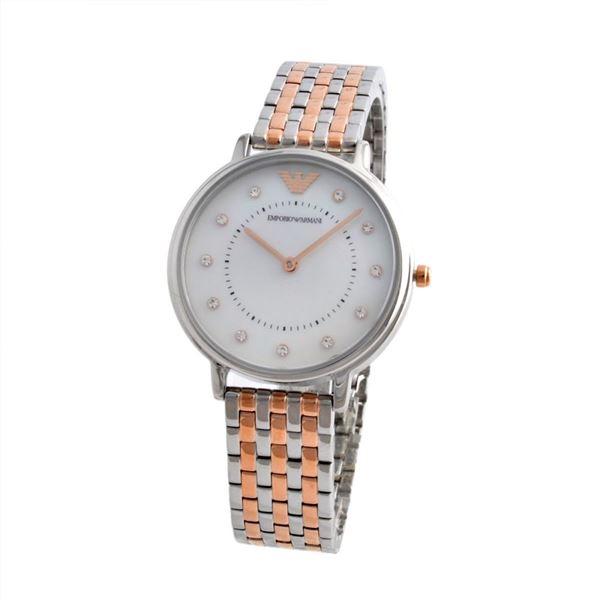 EMPORIO ARMANI(エンポリオ・アルマーニ) AR2508 レディース 腕時計f00