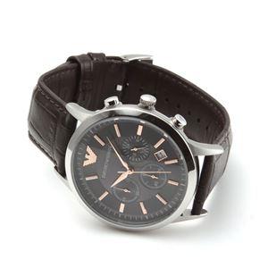 EMPORIO ARMANI(エンポリオ・アルマーニ) AR2513 クロノグラフ メンズ腕時計 h02