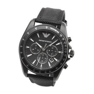 EMPORIO ARMANI(エンポリオ・アルマーニ) AR6131 クロノグラフ メンズ腕時計 h01