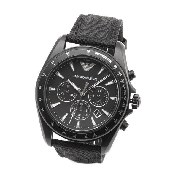 EMPORIO ARMANI(エンポリオ・アルマーニ) AR6131 クロノグラフ メンズ腕時計f00