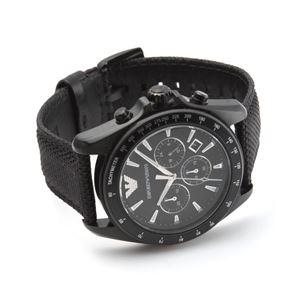 EMPORIO ARMANI(エンポリオ・アルマーニ) AR6131 クロノグラフ メンズ腕時計 h02