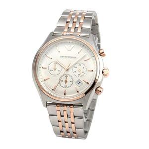 EMPORIO ARMANI(エンポリオ・アルマーニ) AR1998 クロノグラフ メンズ腕時計 h01