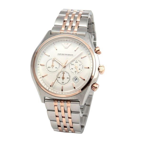 EMPORIO ARMANI(エンポリオ・アルマーニ) AR1998 クロノグラフ メンズ腕時計f00
