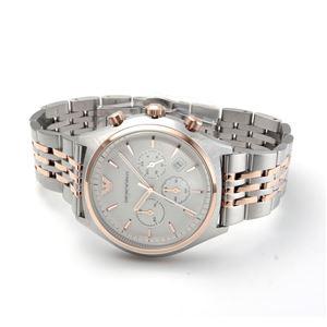 EMPORIO ARMANI(エンポリオ・アルマーニ) AR1998 クロノグラフ メンズ腕時計 h02