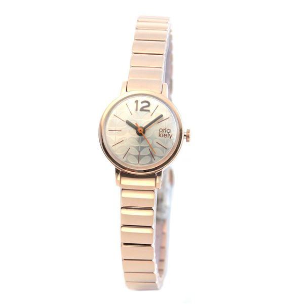 Orla Kiely(オーラカイリー) OK4016 レディス腕時計 Frankie/フランキー・ミニ・ブレスレットf00