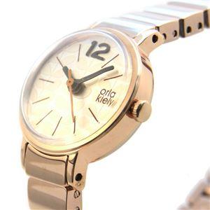 Orla Kiely(オーラカイリー) OK4016 レディス腕時計 Frankie/フランキー・ミニ・ブレスレット h02