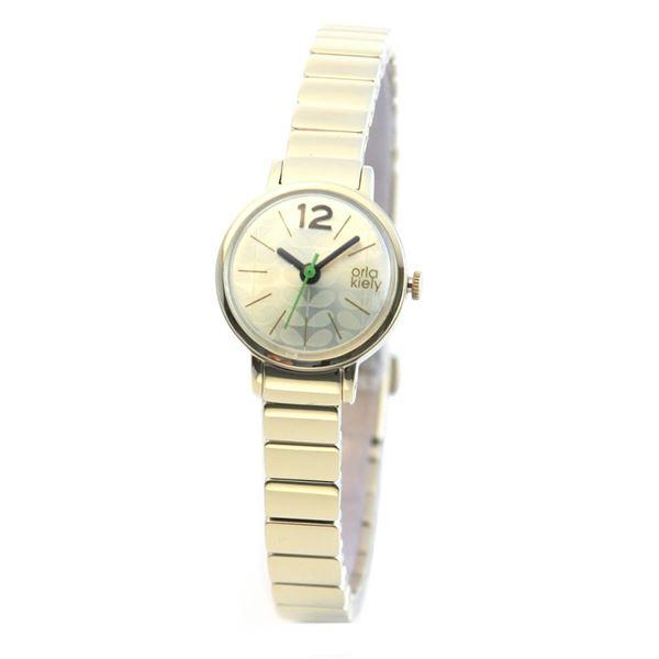 Orla Kiely(オーラカイリー) OK4018 レディス腕時計 Frankie/フランキー・ミニ・ブレスレットf00
