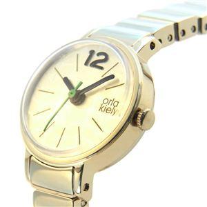 Orla Kiely(オーラカイリー) OK4018 レディス腕時計 Frankie/フランキー・ミニ・ブレスレット h02