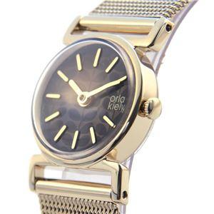 Orla Kiely(オーラカイリー) OK4038 レディス腕時計 Cecelia/セシリア・メッシュストラップ