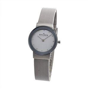 SKAGEN(スカーゲン) 358SSSD レディース 腕時計