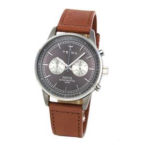 TRIWA(トリワ) NEST110.SC010212 NEVIL(ネヴィル・クロノグラフ) メンズ 腕時計(女子にも人気) h01