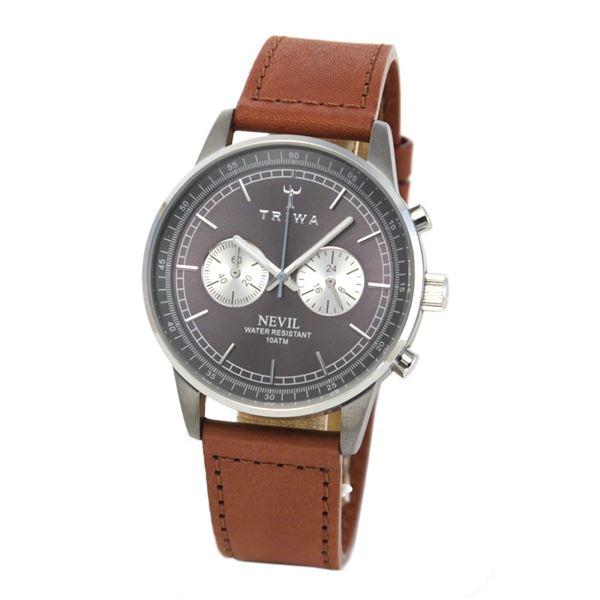 TRIWA(トリワ) NEST110.SC010212 NEVIL(ネヴィル・クロノグラフ) メンズ 腕時計(女子にも人気)f00